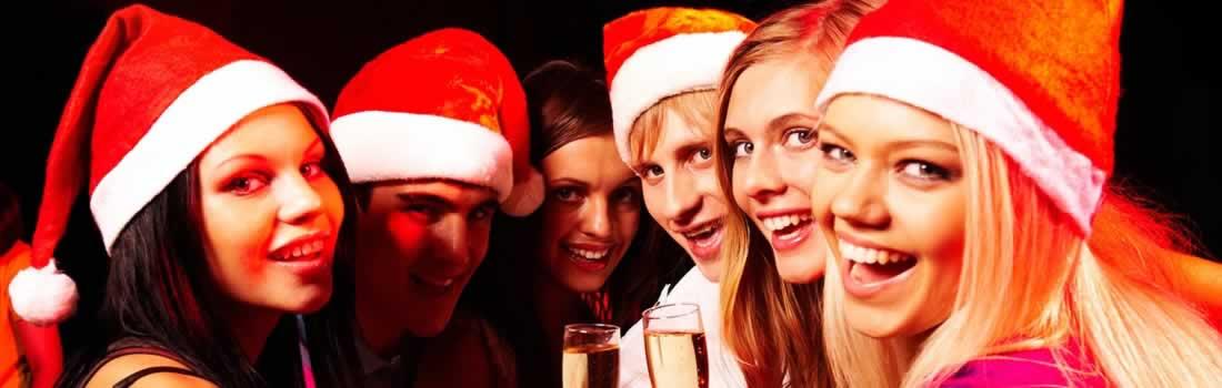 christmas party hospitality