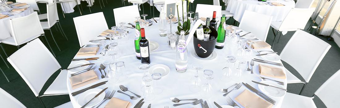 Cheltenham Racecourse Final Fence Restaurant