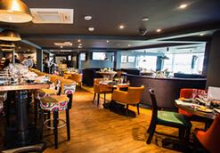 1539 restaurant Chester Racecourse