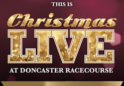 christmas Live At Doncaster Races
