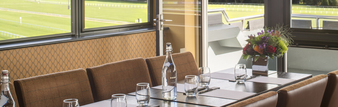 Executive boxes Haydock Racecourse