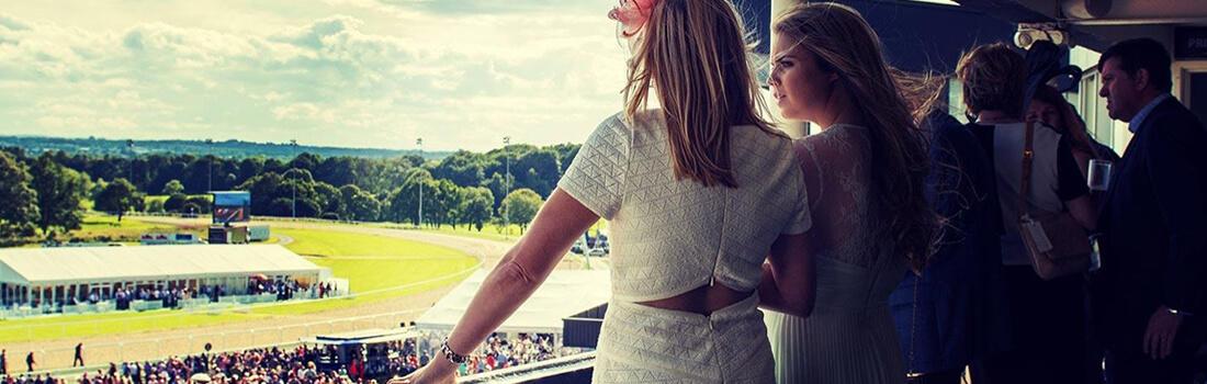 Newcastle Racecourse Ladies Day