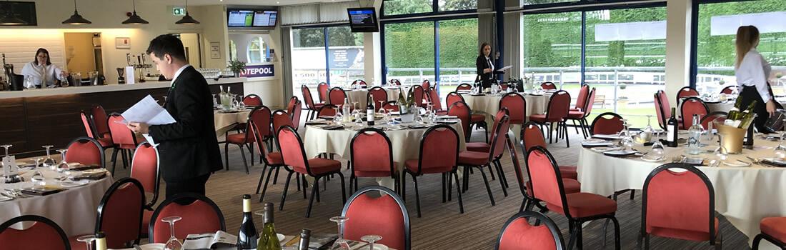 nottingham racecourse hospitality