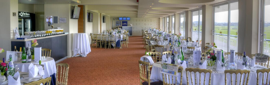 roman warrior restaurant at the ayr gold cup