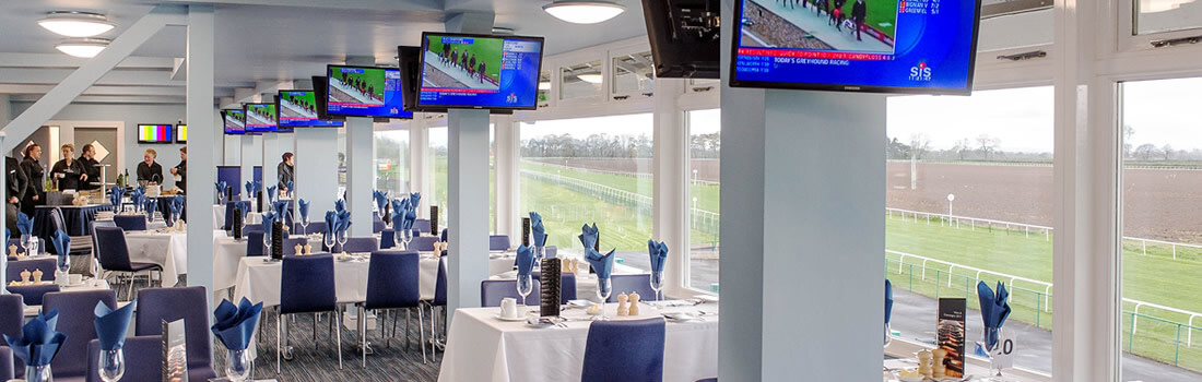 private boxes at thirsk races
