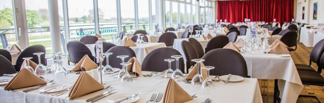 warwick racecourse 1707 restaurant