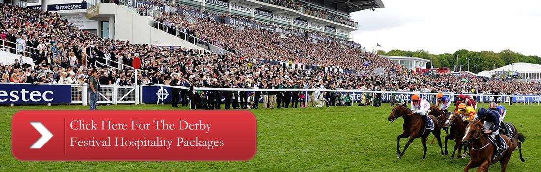 Epsom Downs Racecourse Hospitality