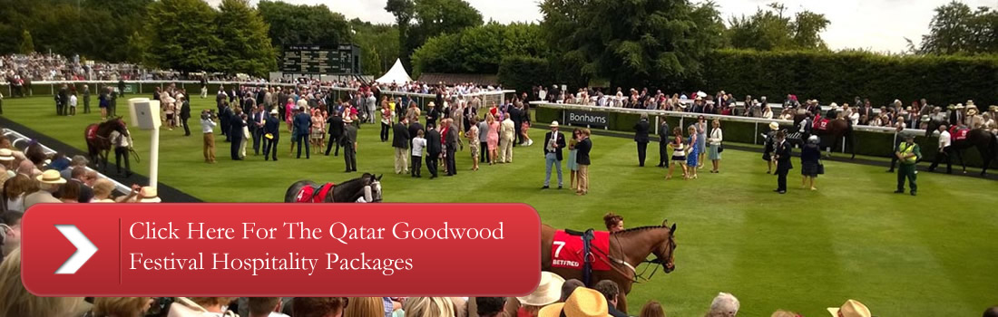 Goodwood Racecourse Hospitality