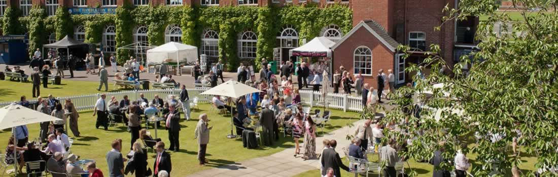 thirsk racecourse hospitality options