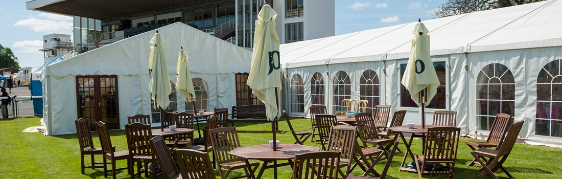 Private Marquee Worcester
