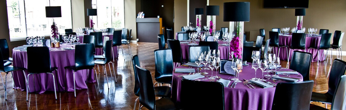 The Lothian Suite at Musselburgh Racecourse