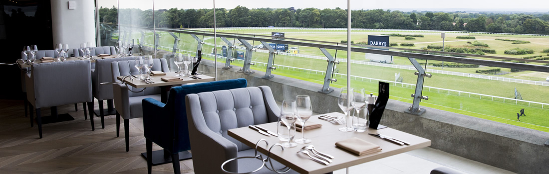 Restaurants at Ascot Racecourse