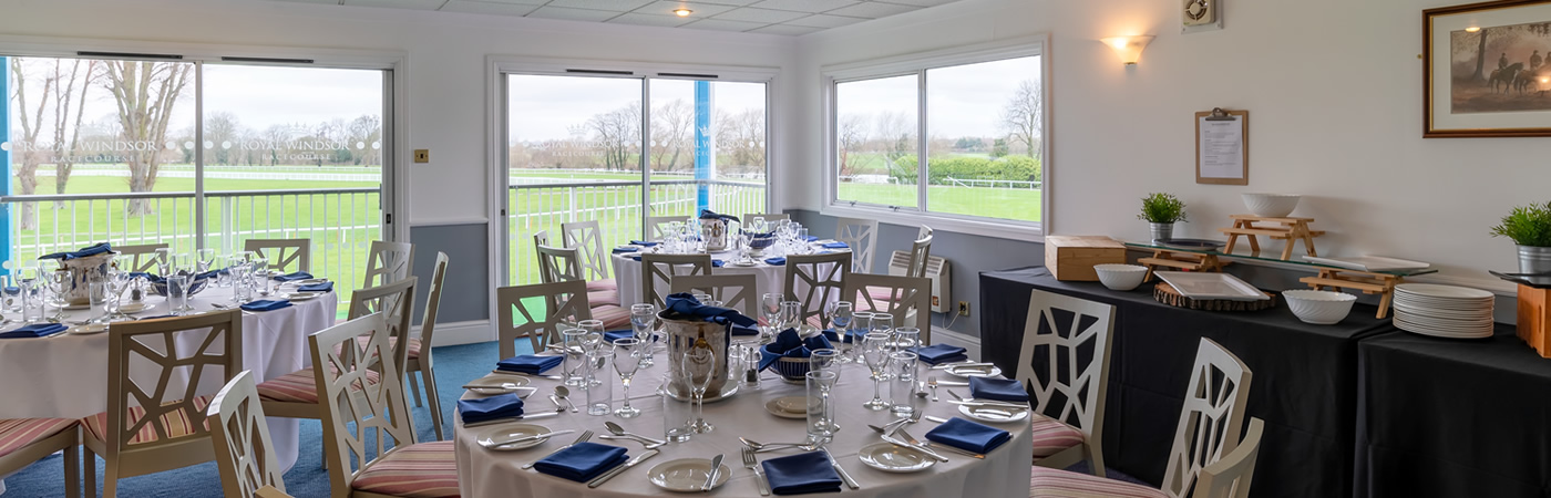 Windsor Racecourse Private Boxes
